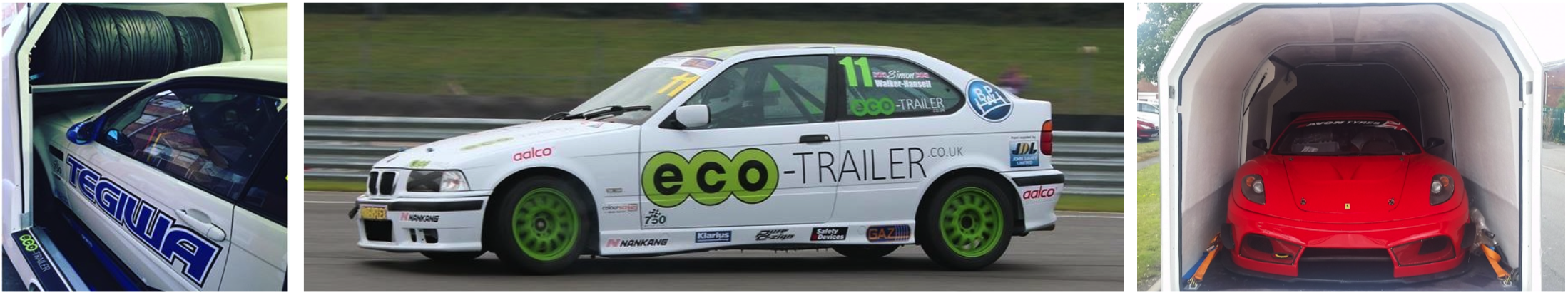 Eco-Trailer racing
